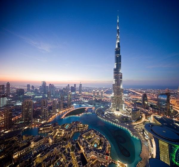 Tòa nhà Burj Khalifa