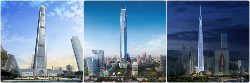 Top 6 tòa nhà cao nhất thế giới trong tương lai