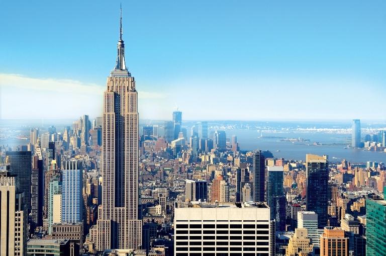 Tòa nhà Empire State – Mỹ