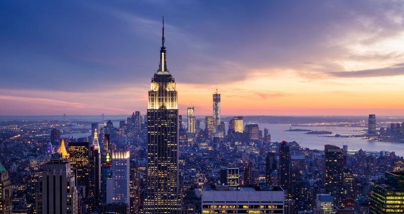 Tòa nhà Empire State ở New York, Mỹ