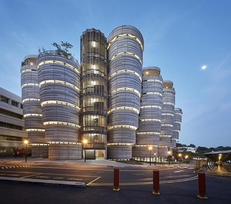 Tòa nhà Learning Hub