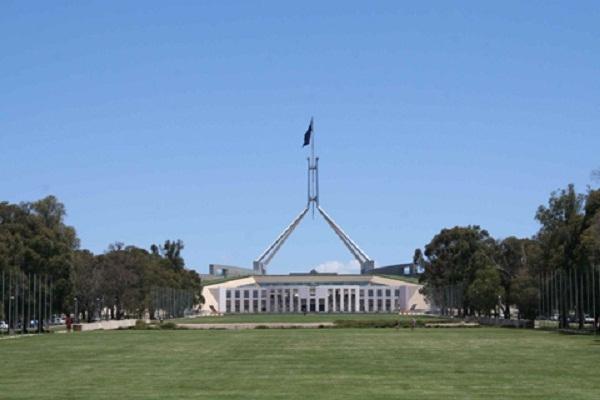 Kết quả hình ảnh cho toà nhà quốc hội victoria úc