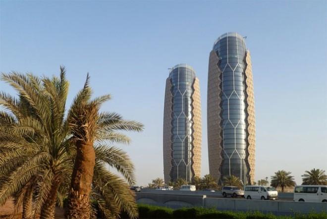 Tháp văn phòng Al Bahar