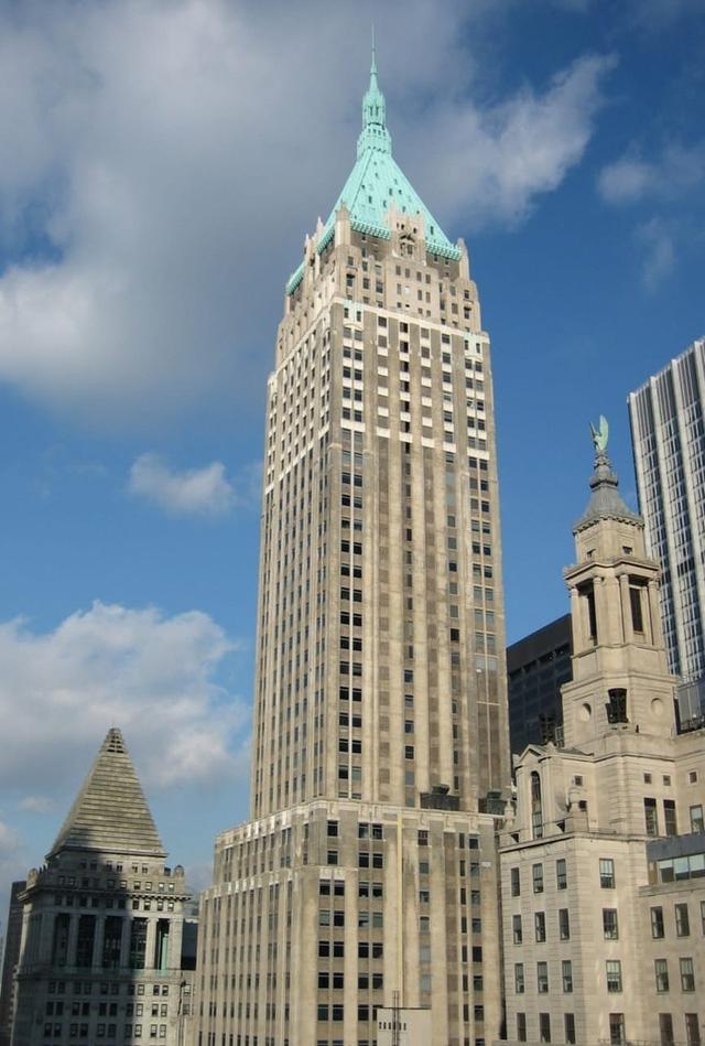 Tòa nhà 71 tầng Trump Building
