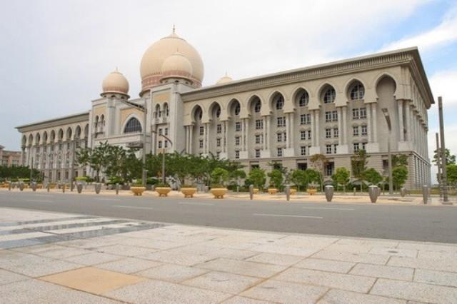 Tòa nhà Tư pháp Place of Justice