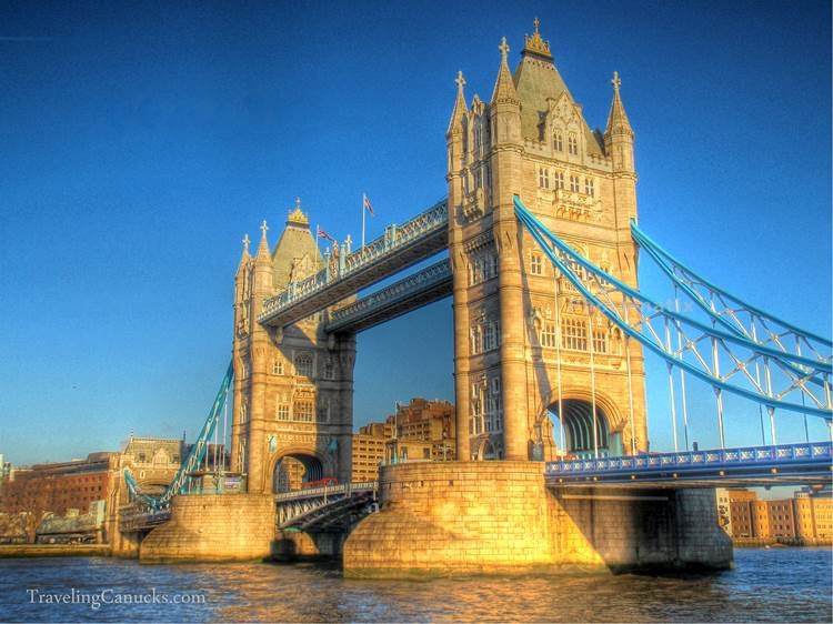 Tòa tháp của thủ đô London