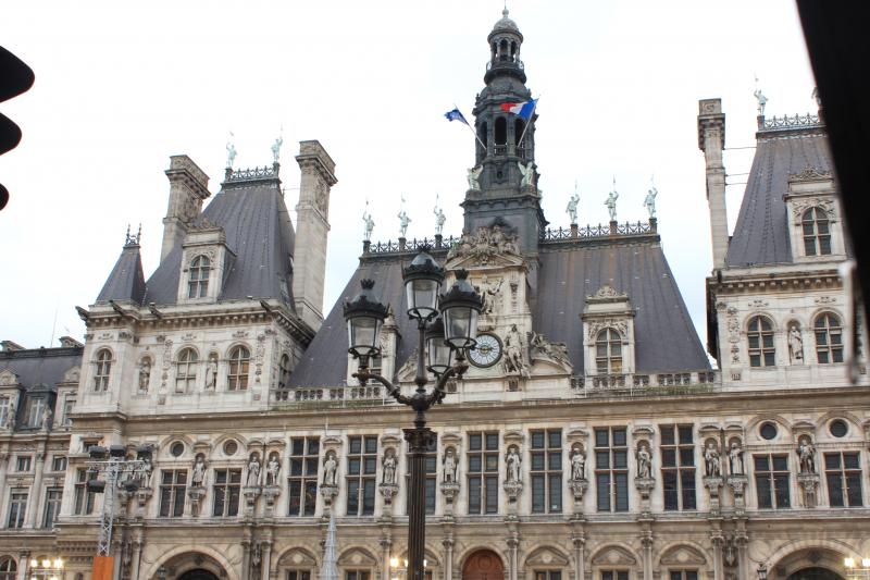 Toà thị chính Paris