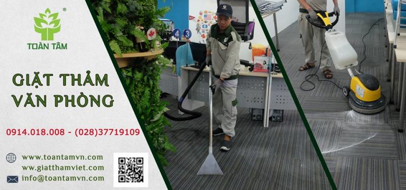 Toàn Tâm Giặt Thảm - Giặt Sofa Chuyên Nghiệp (Giặt thảm Việt)