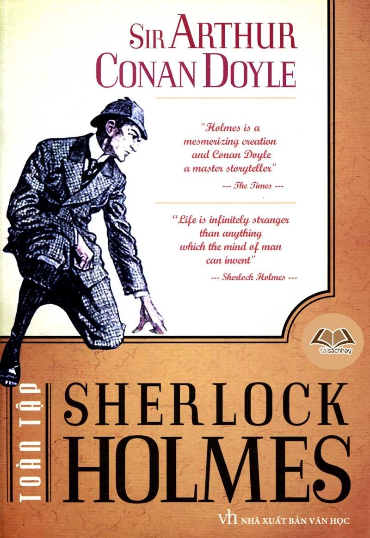 Toàn tập Sherlock Holmes - Arthur Conan Doyle