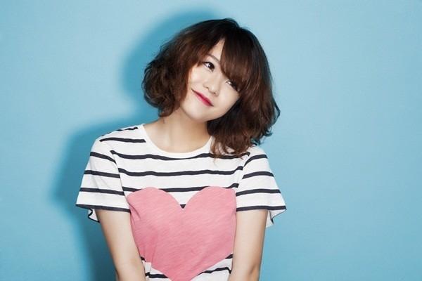 Tóc bob xoăn nhẹ theo phong cách Hàn Quốc cực kỳ đẹp