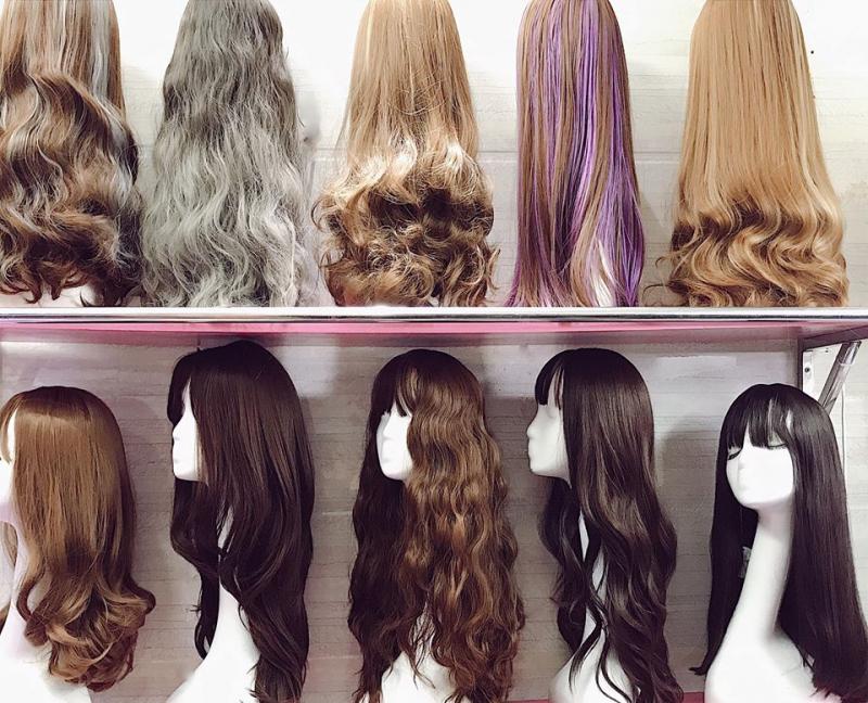 Top 5 địa chỉ bán tóc giả giá rẻ nhất Hải Phòng