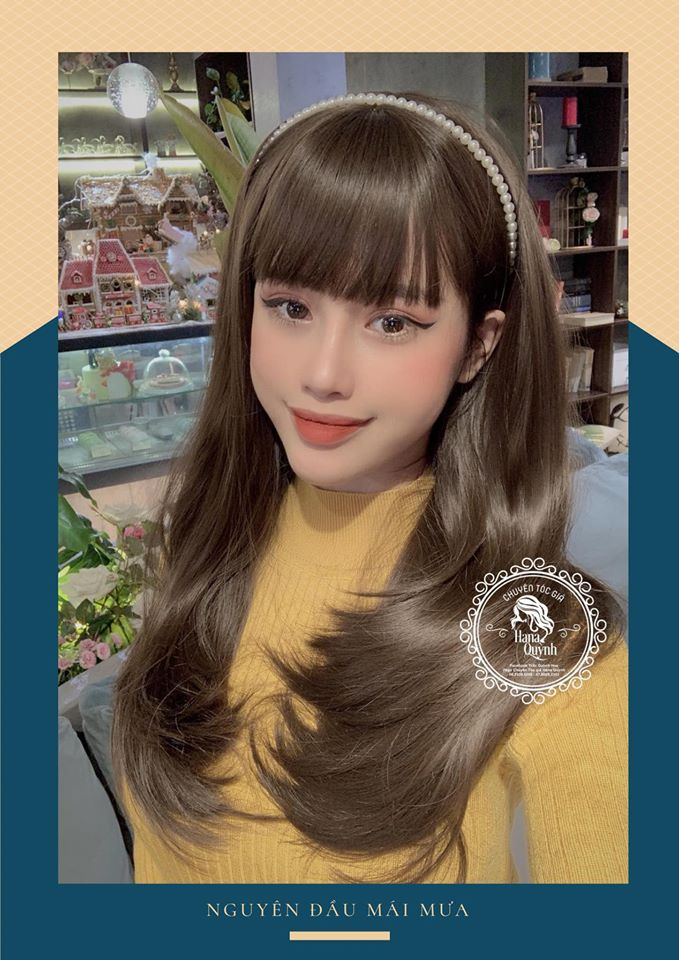 Tóc Giả Hana Quỳnh