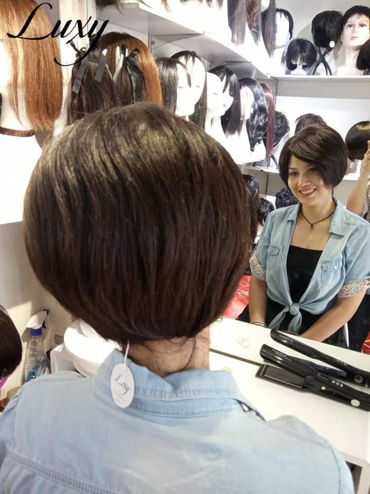 Sản phẩm tóc giả của LUXY