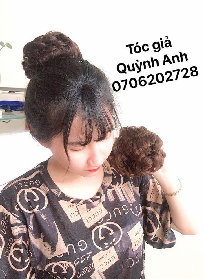Tóc Giả Nguyễn Quỳnh Anh