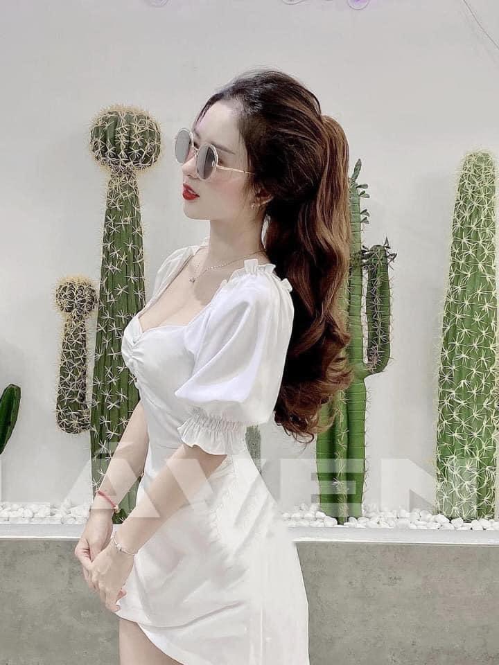 Tóc Giả Quỳnh Trang