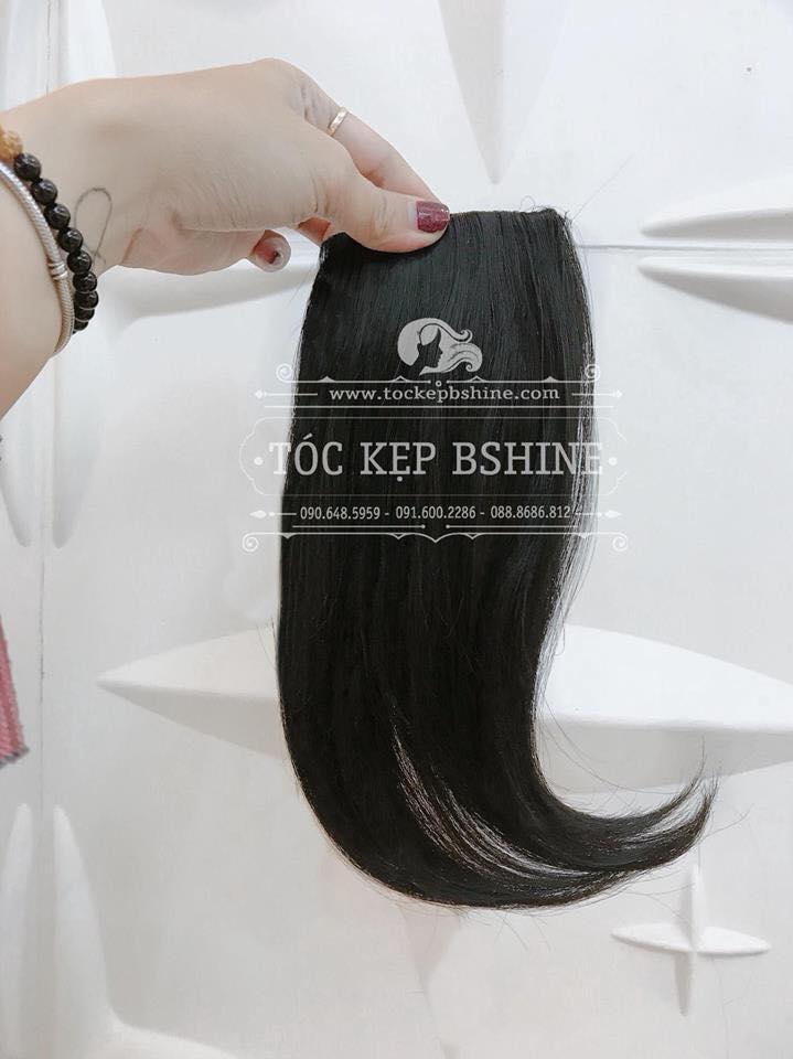 Sản phẩm tóc giả của Tóc kẹp Bshine