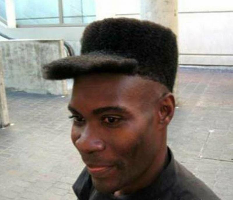Tóc kiểu này đỡ phải đội mũ luôn
