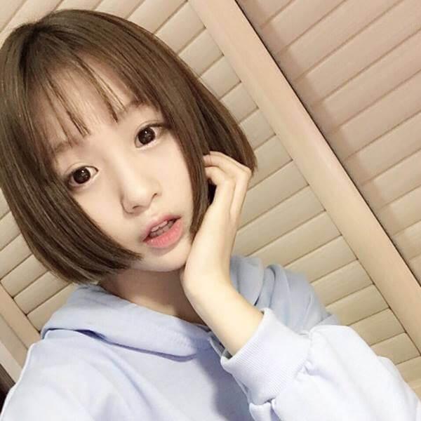 Tóc Maruko hay còn được hiểu là kiểu tóc ngắn ép thẳng mái bằng