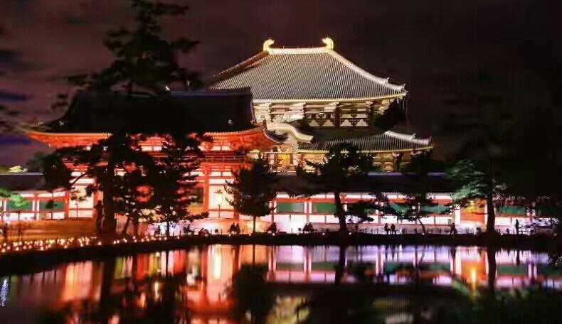 Todaiji- Nhật Bản