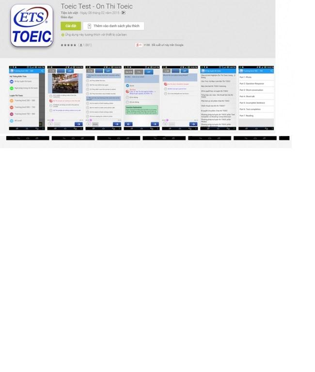 Toeic Test – Ôn Thi Toeic