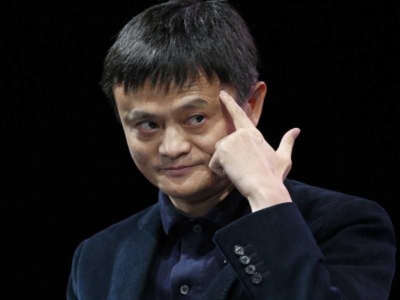 Jack Ma -  Tỷ phú, doanh nhân thương mại điện tử người Trung Quốc, người sáng lập và chủ tịch điều hành của Tập đoàn Alibaba