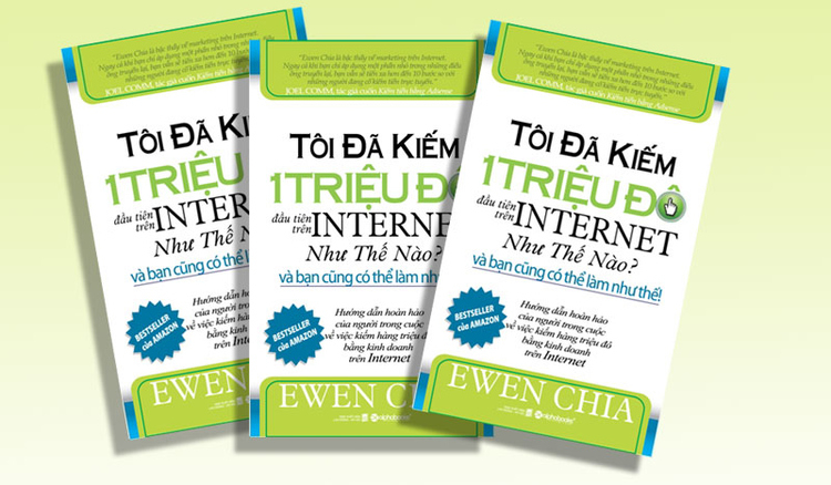 Tôi Đã Kiếm 1 Triệu Đô Đầu Tiên Trên Internet Như Thế Nào - Ewen Chia
