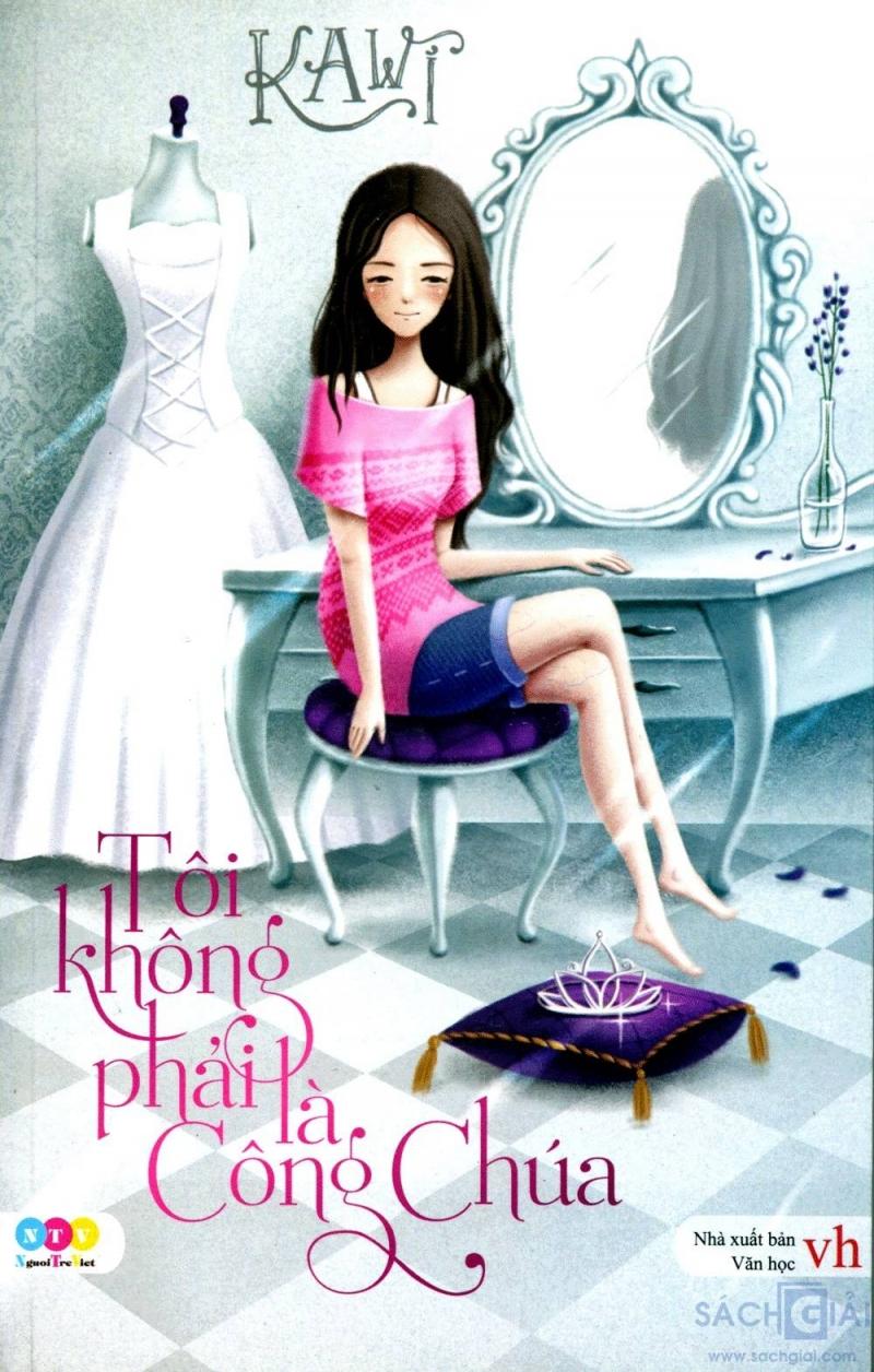 Tôi không phải là công chúa
