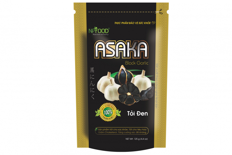 Tỏi đen của toiden.npfood.com.vn
