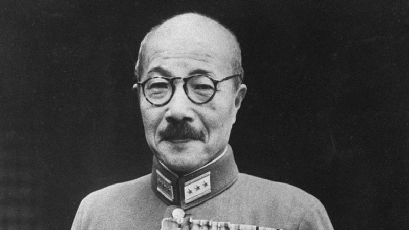 Thủ tướng Nhật Bản Tojo Hideki