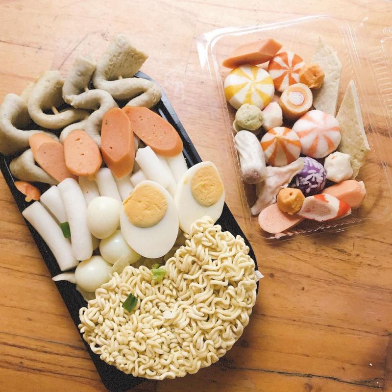 Tokbokkily - Quán ăn Hàn Quốc