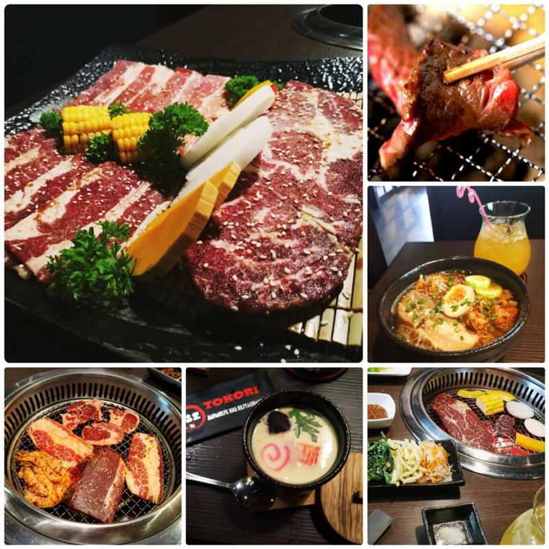 Tokori mang đến gói buffet Gold với hơn 60 món ngon ăn không giới hạn, giá chưa đến 300.000 đồng/người, vô cùng đặc sắc, vô cùng hấp dẫn