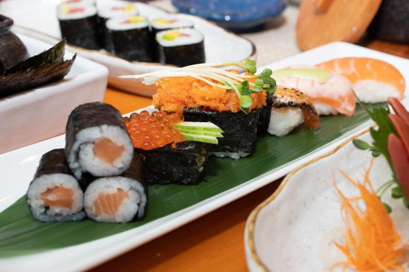 Tokyo Deli Sushi