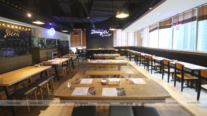 Tokyo Dining Cafe