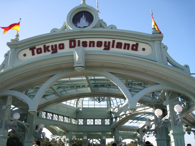 Tokyo Disneyland (Nhật Bản)