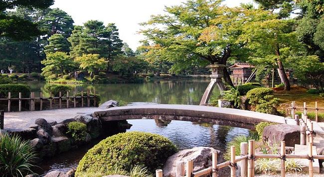 Những khung cảnh nên thơ đậm chất Nhật Bản