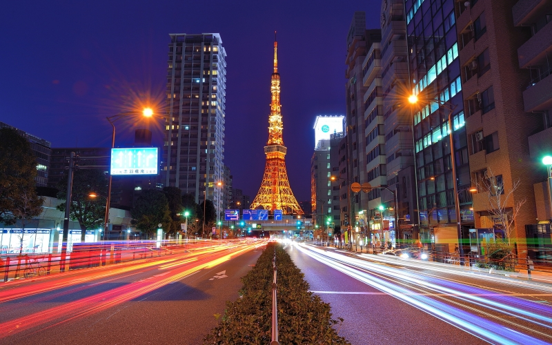 Tokyo là một trong những thành phố nổi tiếng và thú vị nhất trên thế giới.