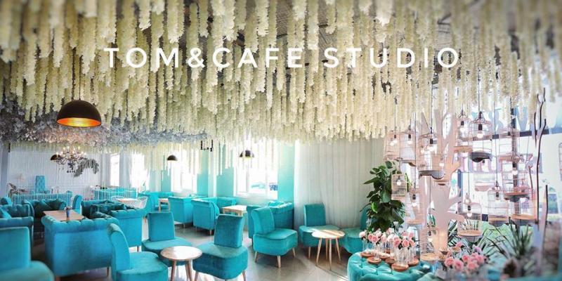 Quán cà phê Tom & Café Studio