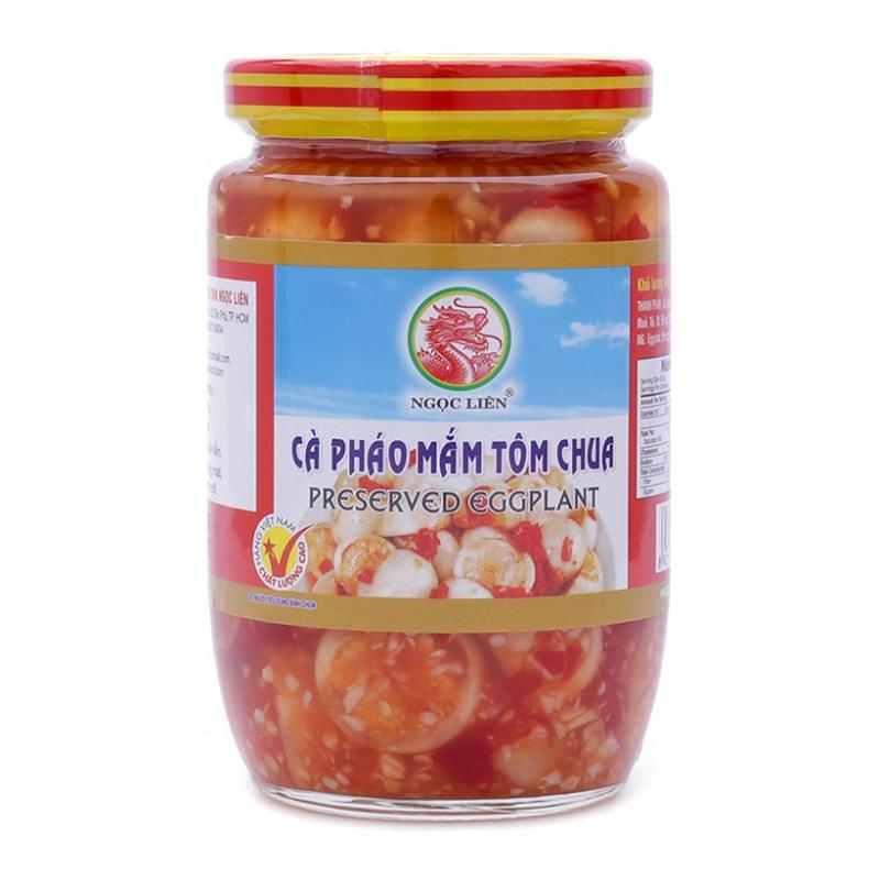 Tôm chua Ngọc Liên