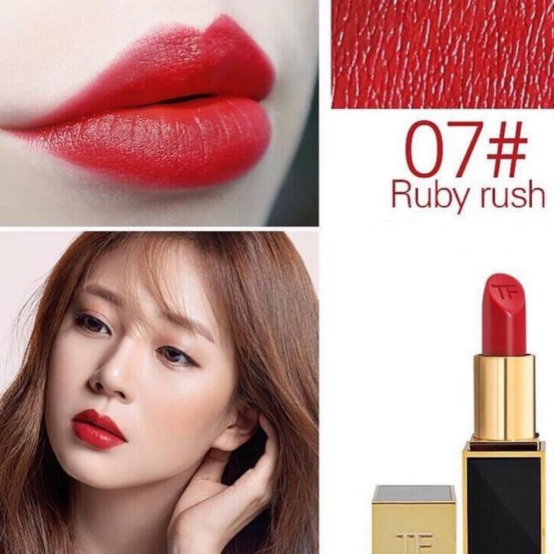 Tom Ford Lip color matte – Màu ruby rush