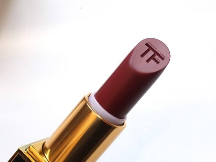 Son Tom Ford Màu 08 Velvet Cherry – Đỏ Rượu