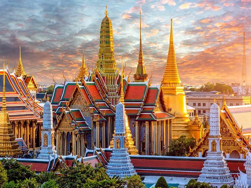Tóm tắt lịch trình du lịch Bangkok 3 ngày 2 đêm