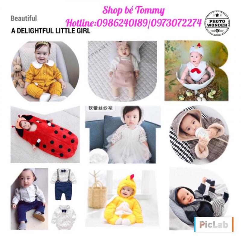 Tommy's shop_chuyên đồ cho mẹ và bé