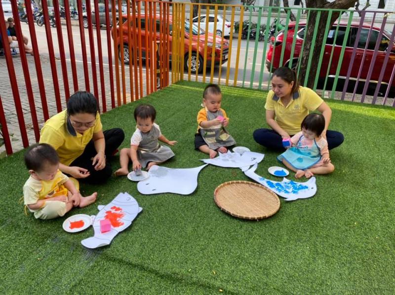 TomorrowLand Kindergarten - Trường Mầm non Vườn Ươm Tương Lai
