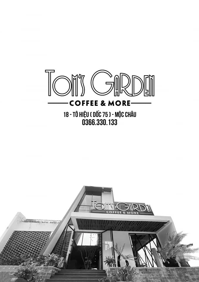 Tom's Garden Coffee & more
