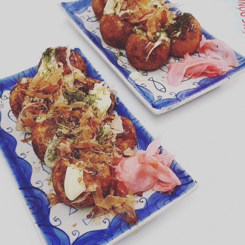 Tonbori Takoyaki