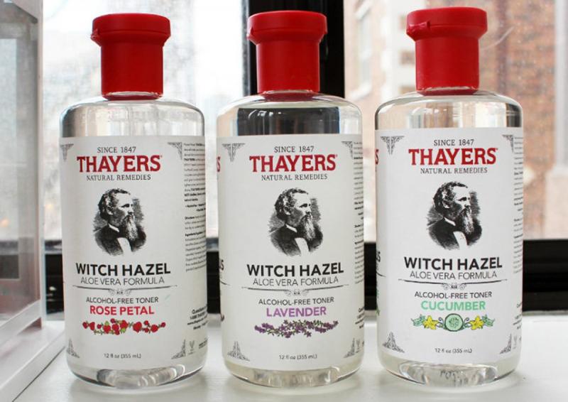 Các sản phẩm của Thayers: