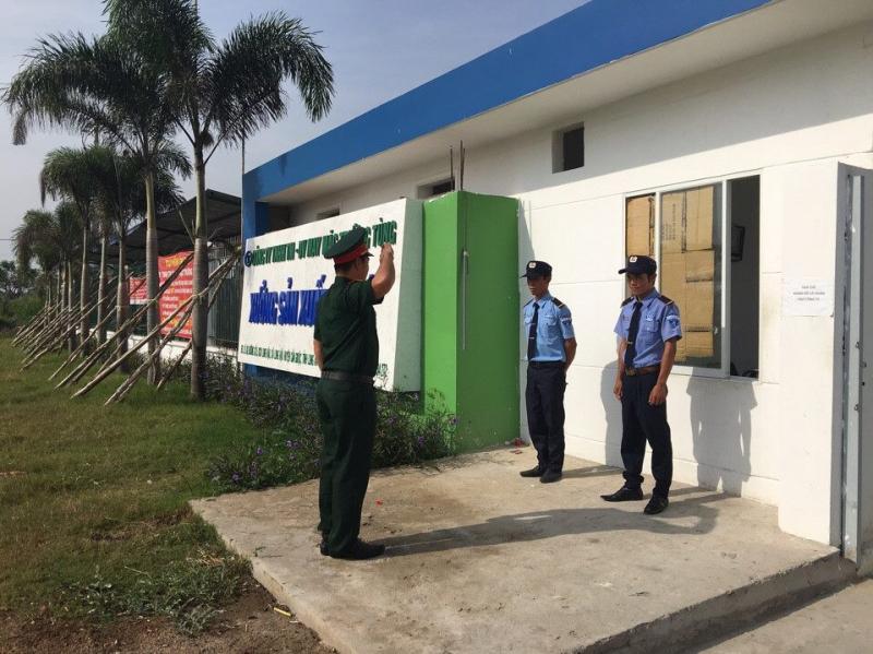 Tổng công ty bảo vệ Long Việt