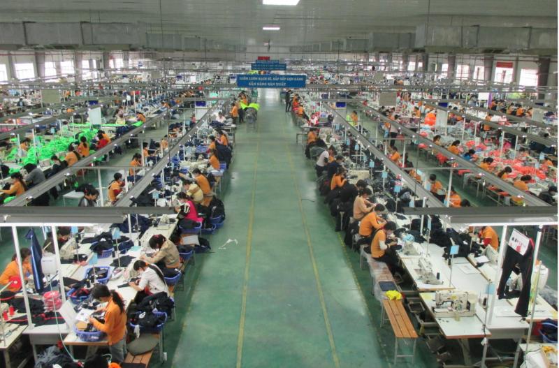Tổng Công ty cổ phần Dệt May Hà Nội (HANOSIMEX)