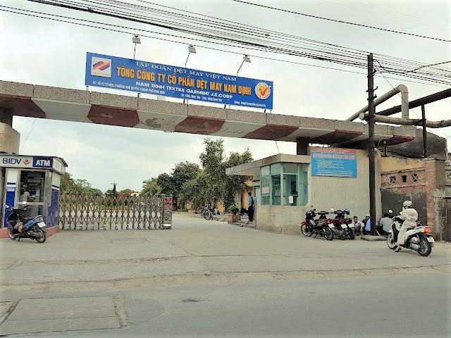Tổng công ty Cổ phần Dệt May Nam Định
