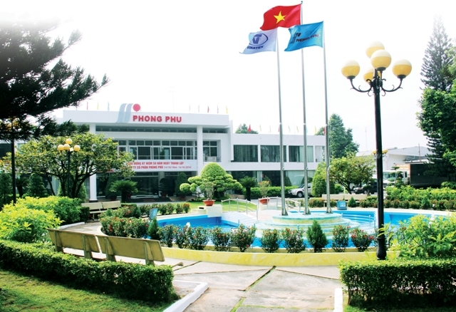 Tổng công ty may Phong Phú